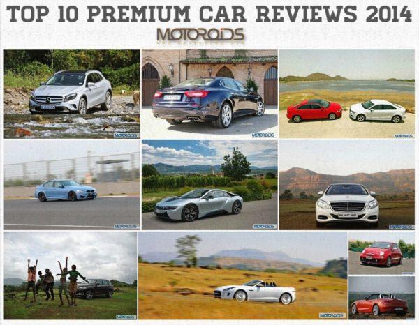 Top premium car reviews 2014