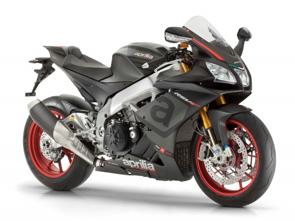 Upcoming Motorcycles 2015 - Aprilia RSV4 RR - 1