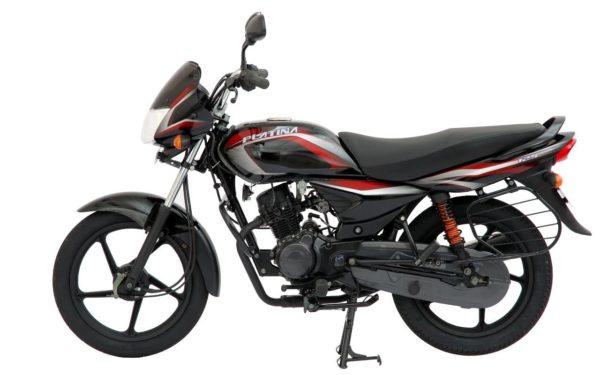Upcoming Motorcycles 2015 - Bajaj Platina 100