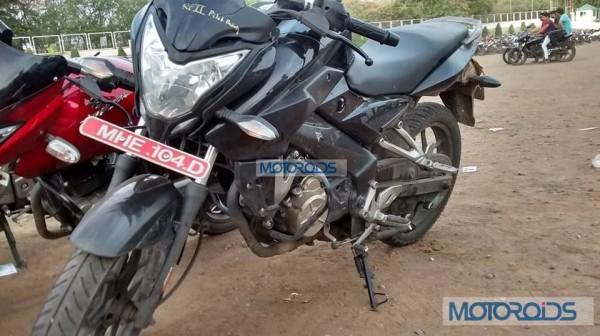 Upcoming Motorcycles 2015 - Bajaj Pulsar 150NS - 1