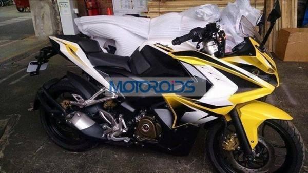 Upcoming Motorcycles 2015 - Bajaj Pulsar 200SS - 1
