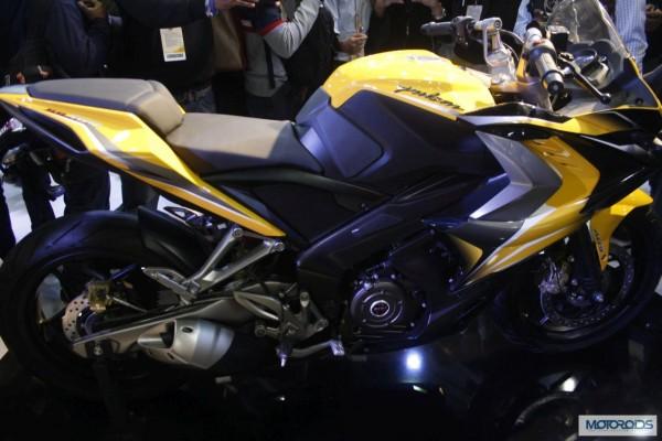 Upcoming Motorcycles 2015 - Bajaj Pulsar 400SS - 1