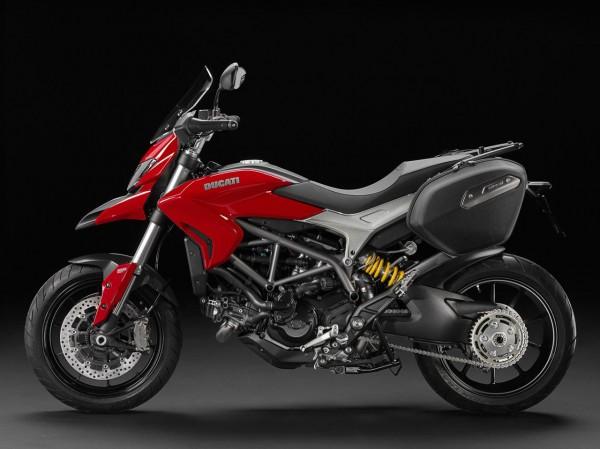 Upcoming Motorcycles 2015 - Ducati Hyperstrada - 1