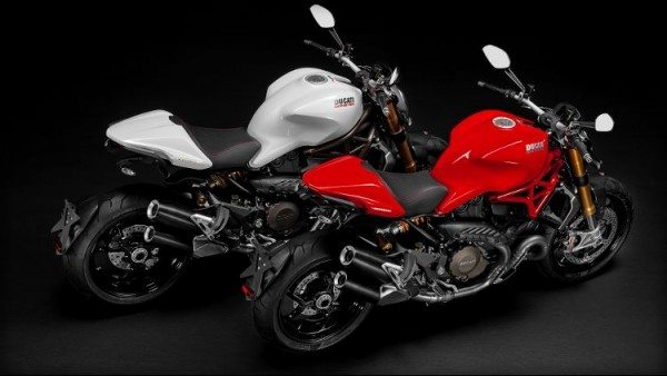 Upcoming Motorcycles 2015 - Ducati Monster 1200S - 1