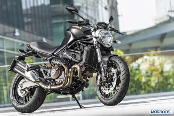 Upcoming Motorcycles 2015 - Ducati Monster 821 - 2