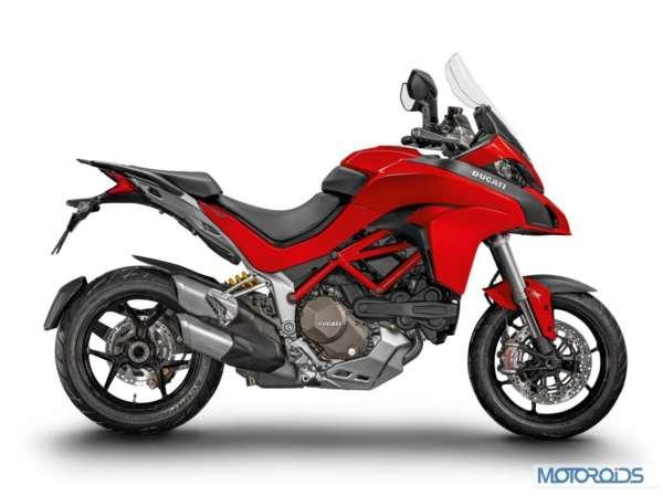 Upcoming Motorcycles 2015 - Ducati Multistrada 1200