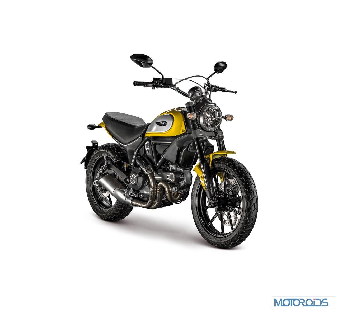 Upcoming Motorcycles 2015 - Ducati Scrambler (1)