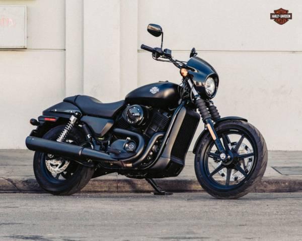 Upcoming Motorcycles 2015 - Harley-Davidson Street 500