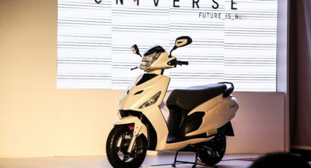 Upcoming Motorcycles 2015 - Hero MotoCorp Dash Scooter