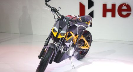 Upcoming Motorcycles 2015 - Hero MotoCorp Hastur - 1