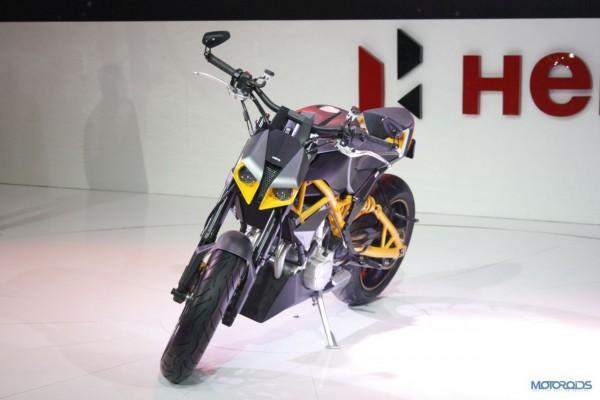 Upcoming Motorcycles 2015 - Hero MotoCorp Hastur - 1