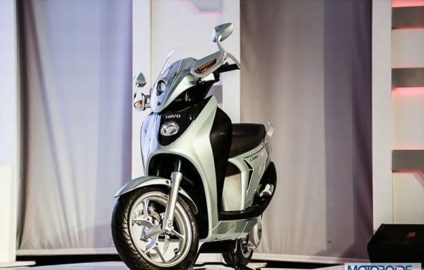 Upcoming Motorcycles 2015 - Hero MotoCorp Leap Hybrid