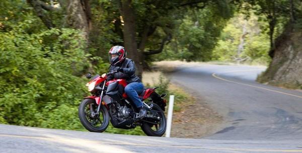 Upcoming Motorcycles 2015 - Honda CB300F - 1