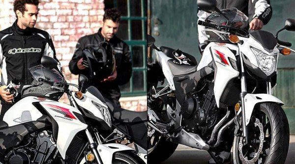 Upcoming Motorcycles 2015 - Honda CB500F - 1