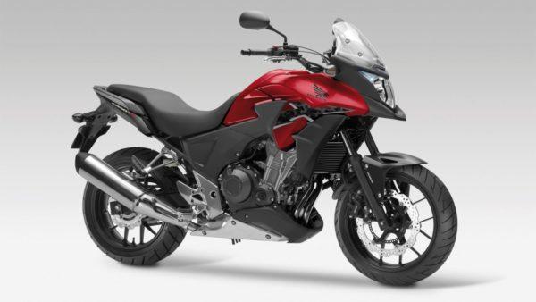 Upcoming Motorcycles 2015 - Honda CB500X - 1