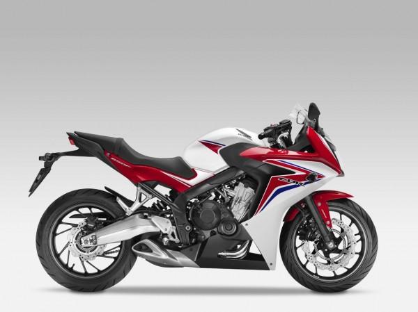 Upcoming Motorcycles 2015 - Honda CBR650F