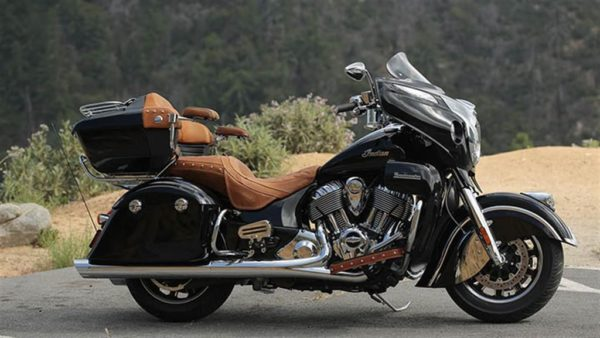 Upcoming Motorcycles 2015 - Indian Roadmaster - 2