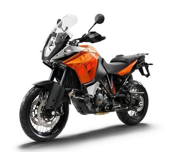 Upcoming Motorcycles 2015 - KTM - Adventure 1190 - 2