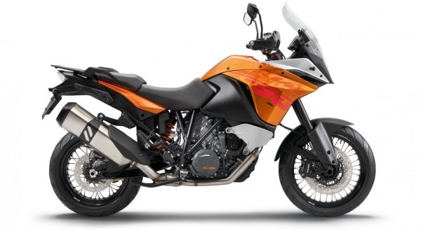 Upcoming Motorcycles 2015 - KTM - Adventure 1190