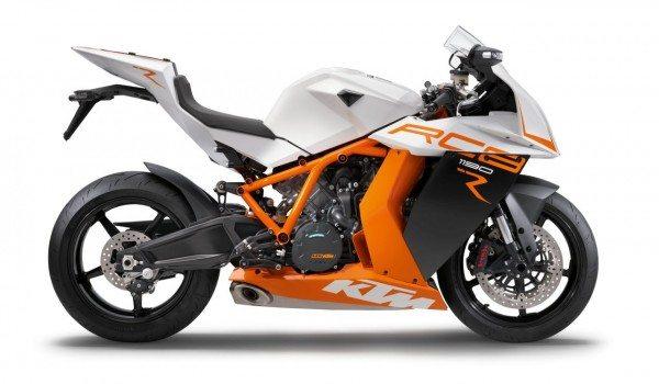 Upcoming Motorcycles 2015 - KTM RC8