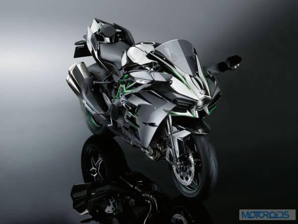 Upcoming Motorcycles 2015 - Kawasaki Ninja H2 (1)