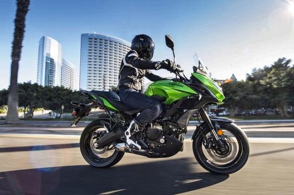 Upcoming Motorcycles 2015 - Kawasaki Versys 650 - 1