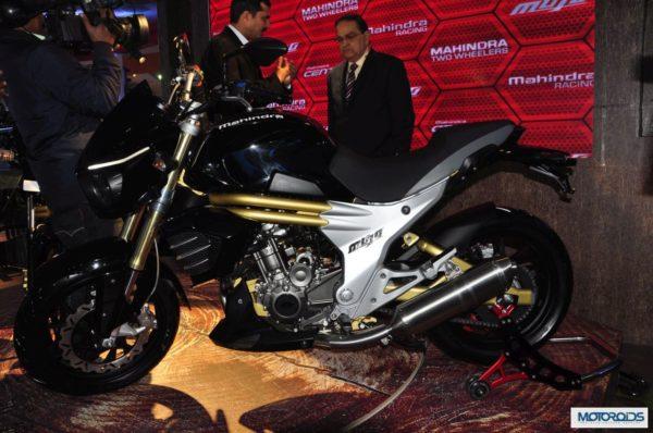 Upcoming Motorcycles 2015 - Mahindra Mojo 300 - 1