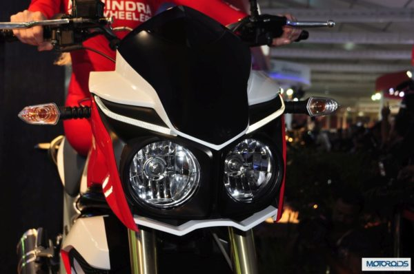 Upcoming Motorcycles 2015 - Mahindra Mojo 300 - 2