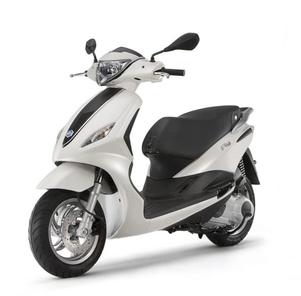 Upcoming Motorcycles 2015 - Piaggio Fly 125