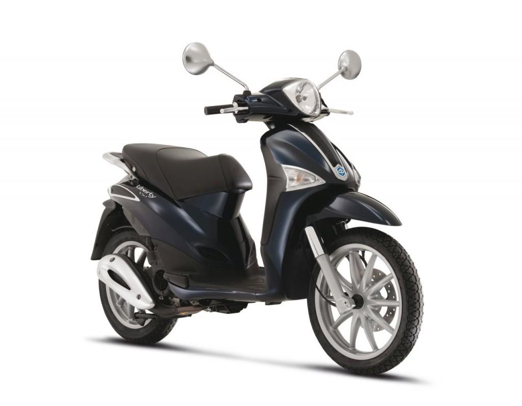 Upcoming Motorcycles 2015 - Piaggio Liberty 125