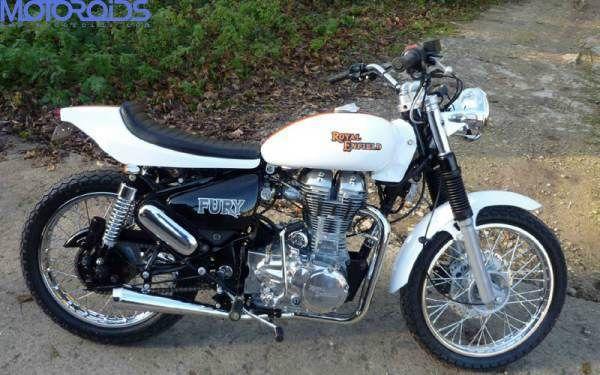 Upcoming Motorcycles 2015 - Royal Enfield Fury 500