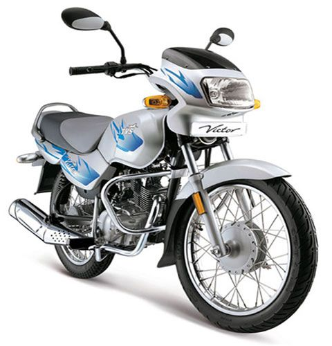 Upcoming Motorcycles 2015 - TVS Victor