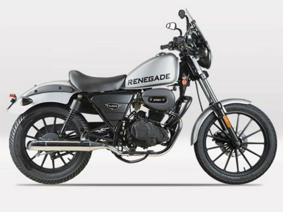 Upcoming Motorcycles 2015 - UM Motorcycles Renegade Sport