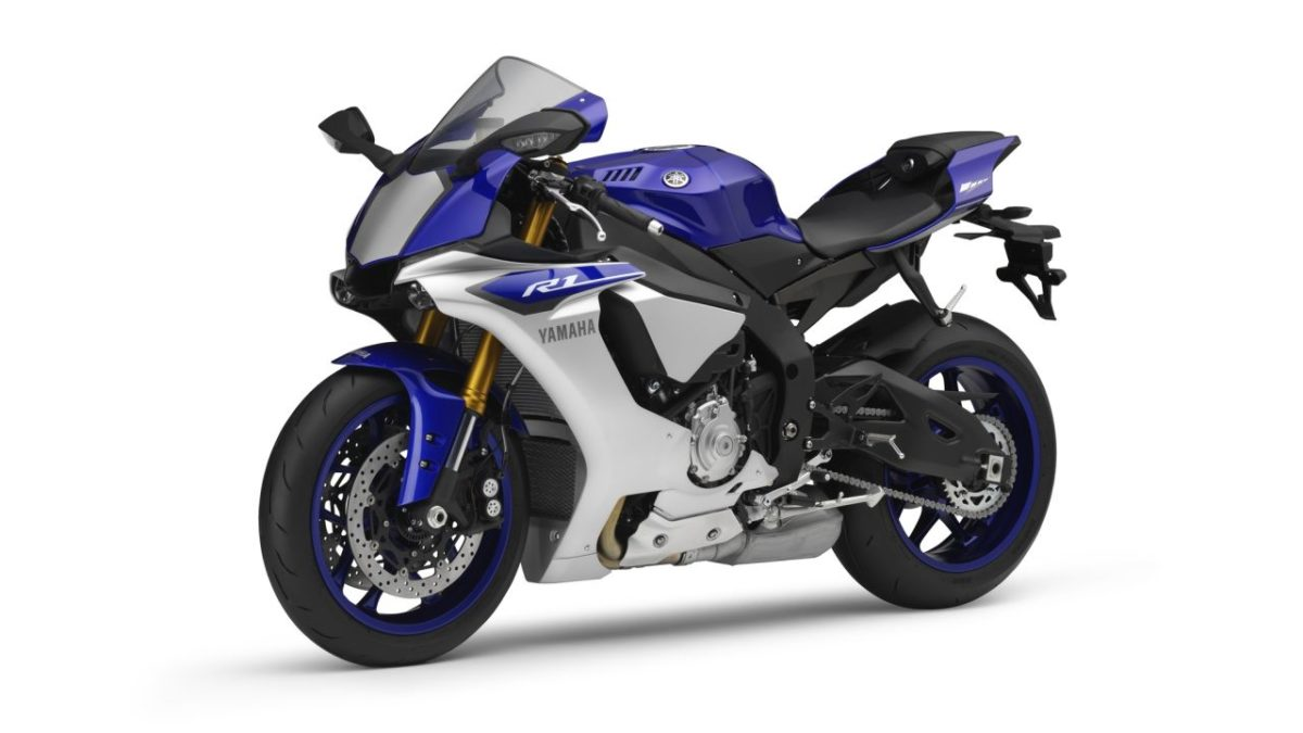 Upcoming Motorcycles 2015 – Yamaha YZF R1