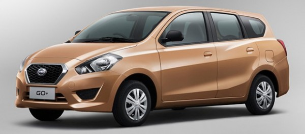 Upcoming cars 2015 Datsun Go+