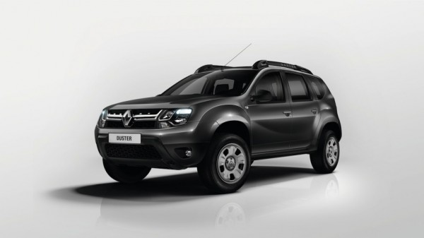 Upcoming cars 2015 Duster Facelift