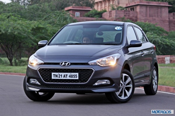 Upcoming cars 2015 Elite i20 Cross