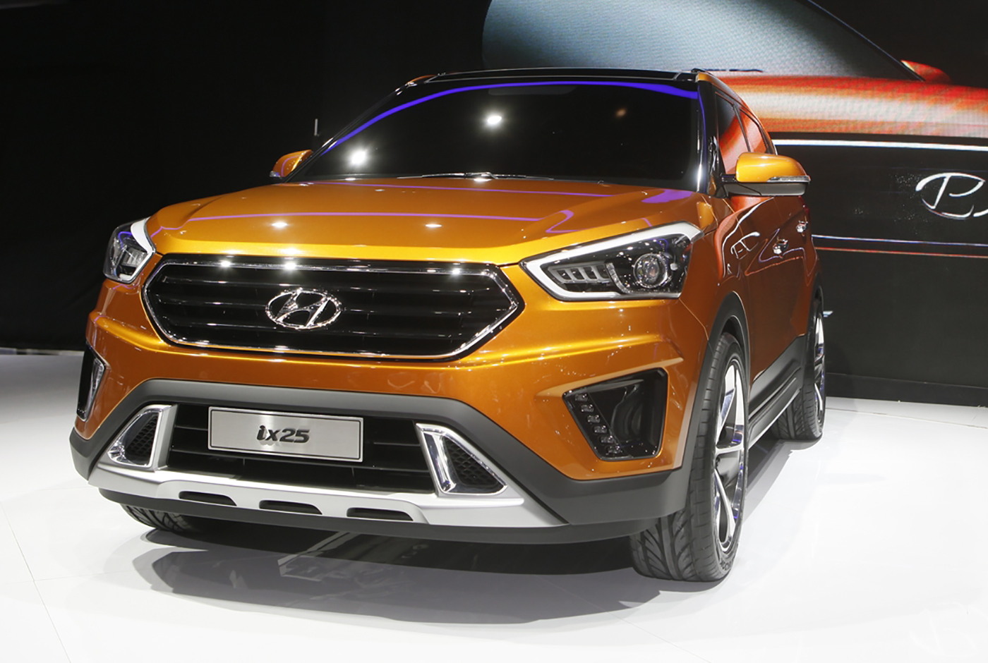 hyundai india to begin media activities for ix25 compact suv from june 2015 motoroids. Black Bedroom Furniture Sets. Home Design Ideas