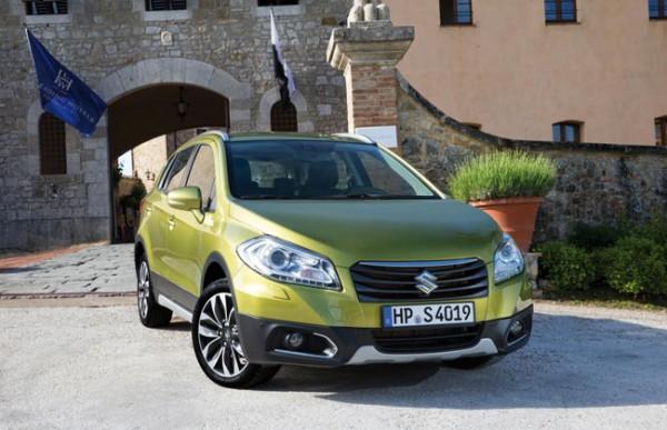 Upcoming cars 2015 Maruti S-Cross 1