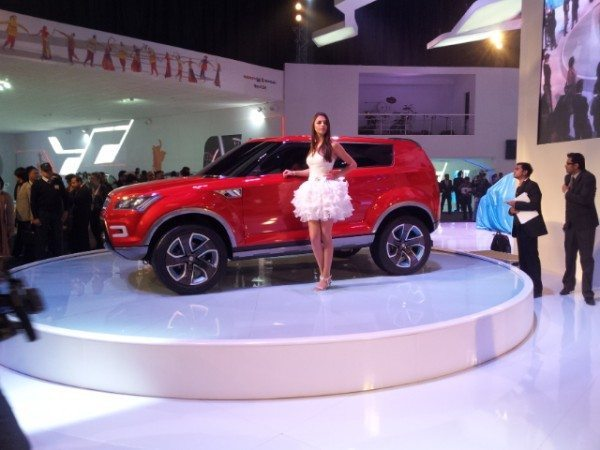 Upcoming cars 2015 Maruti XA Alpha