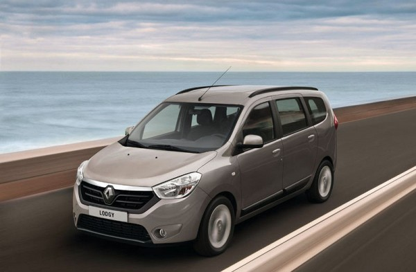 Upcoming cars 2015 Renault Lodgy 2