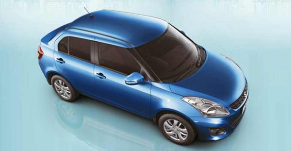 Upcoming cars 2015 Swift DZire