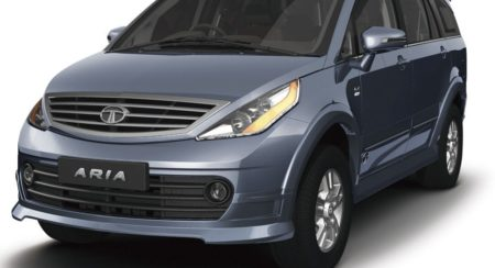Upcoming cars 2015 Tata Aria Facelift