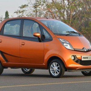 Upcoming cars 2015 Tata Nano AMT