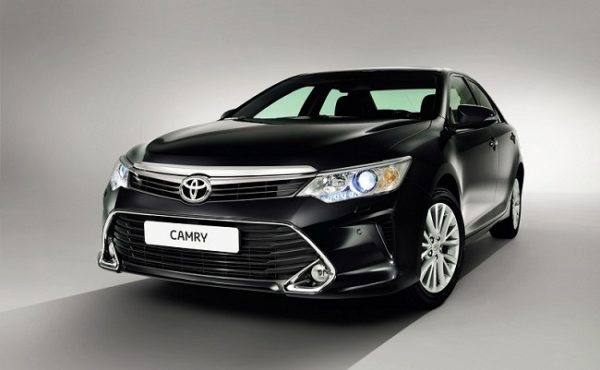 Upcoming cars 2015 Toyota Camry