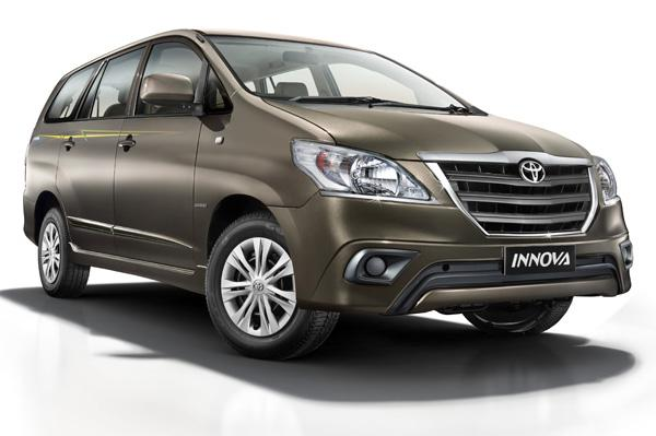 Upcoming cars 2015 Toyota Innova