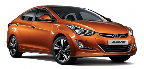 Upcoming cars 2015 hyundai Elantra