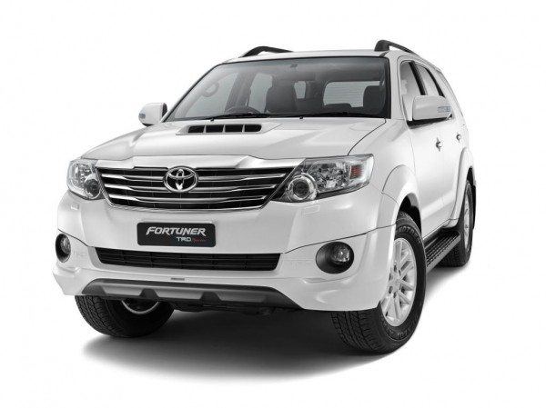 Upcoming cars 2015 new Fortuner