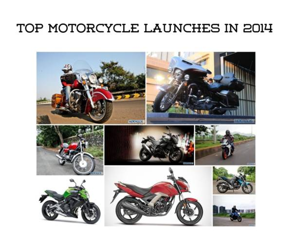 Year Gone By - Top Motorcycle Launches