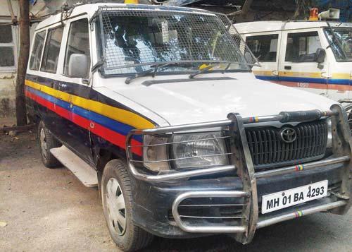 cop cars in India (4)